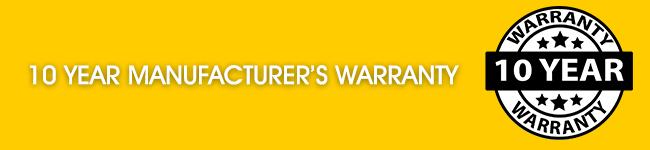 Nuflex Warranty