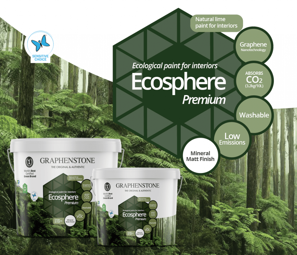 Welcome To Graphenstone Ecological Paints For The Green